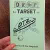 Drop Target Zine No. 4 by Jon Chad & Alec Longstreth