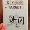 Drop Target Zine No. 5 by Jon Chad & Alec Longstreth