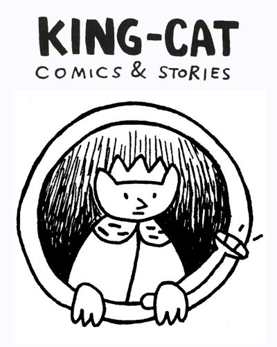 King-Cat by John Porcellino