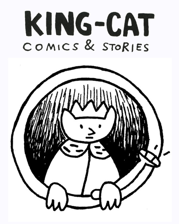 King-Cat by John Porcellino