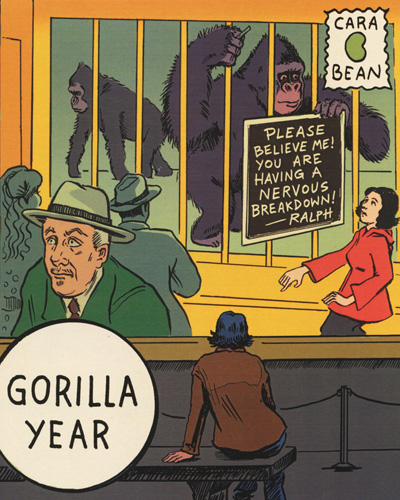Gorilla Year No 2