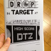 Drop Target Zine No. 7 by Jon Chad & Alec Longstreth