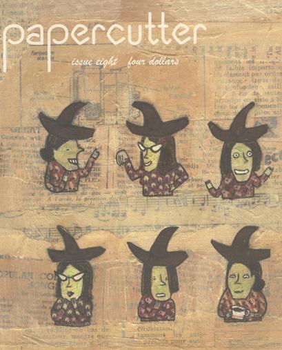 Papercutter No 8