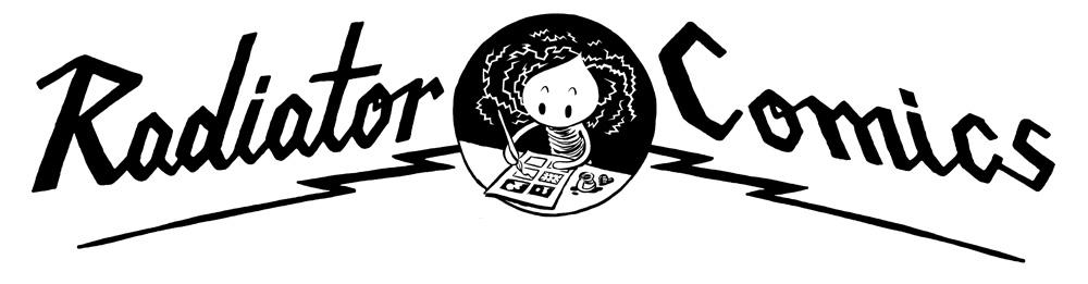 Radiator Comics