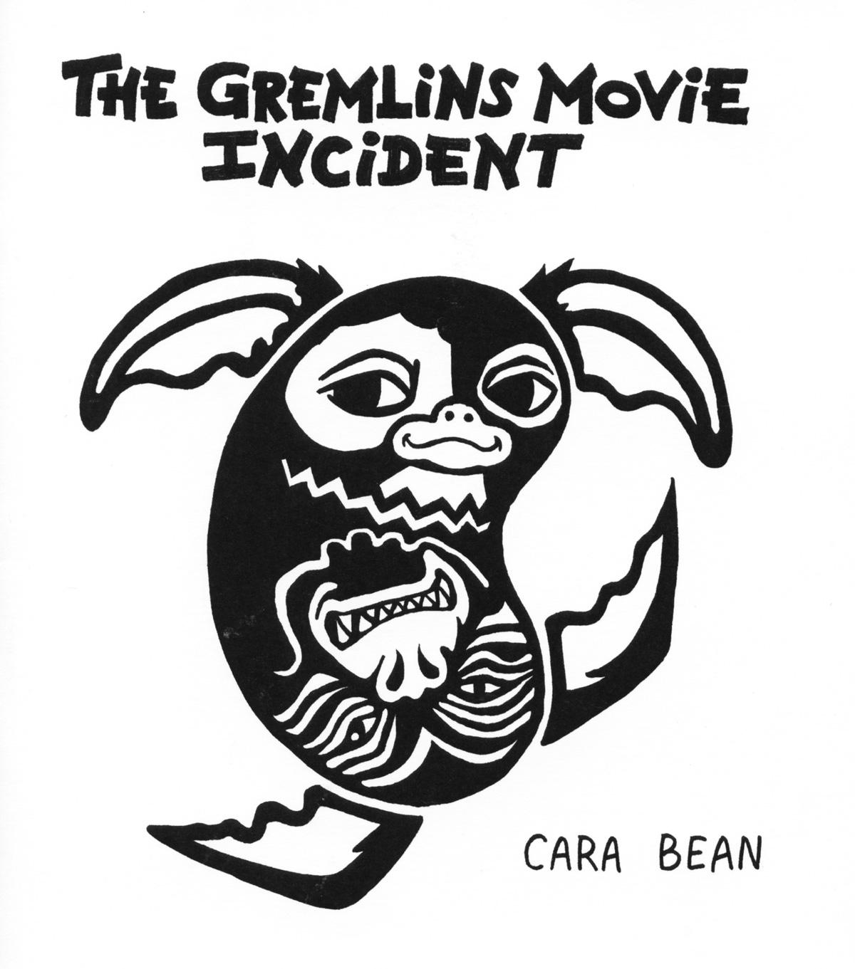 The Gremlins Movie Incident