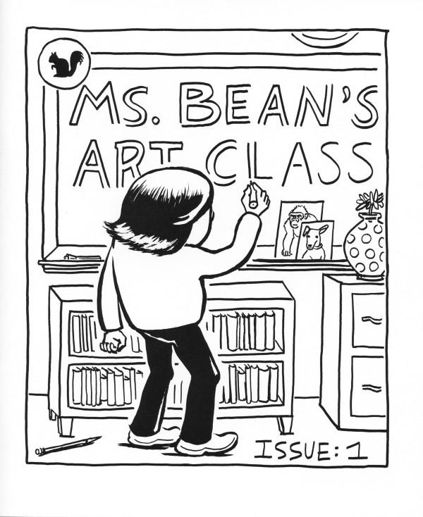 Ms Beans Art Class No 1