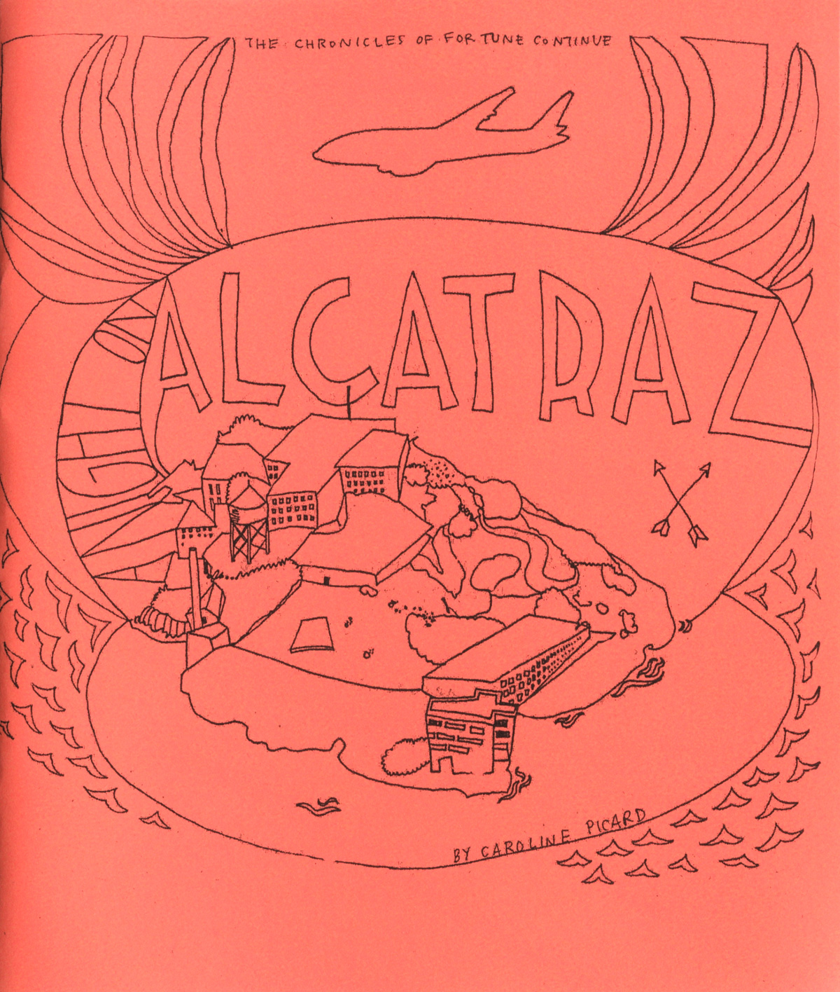 A Night on Alcatraz