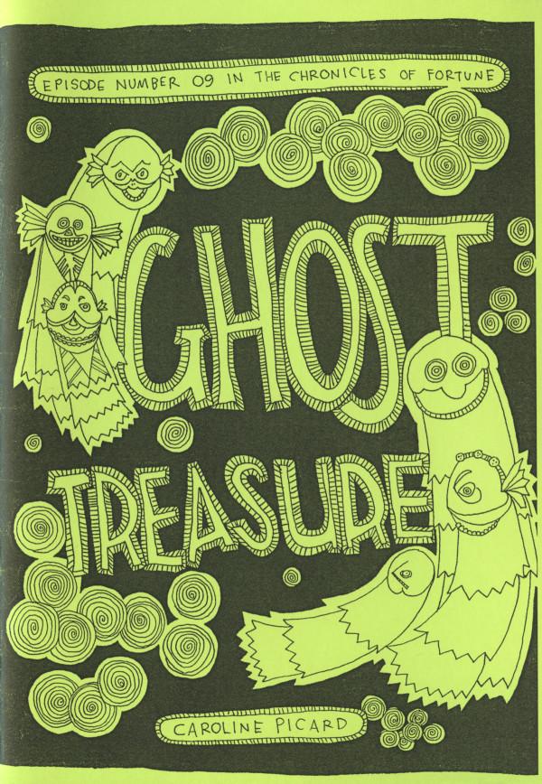 Ghost Treasure