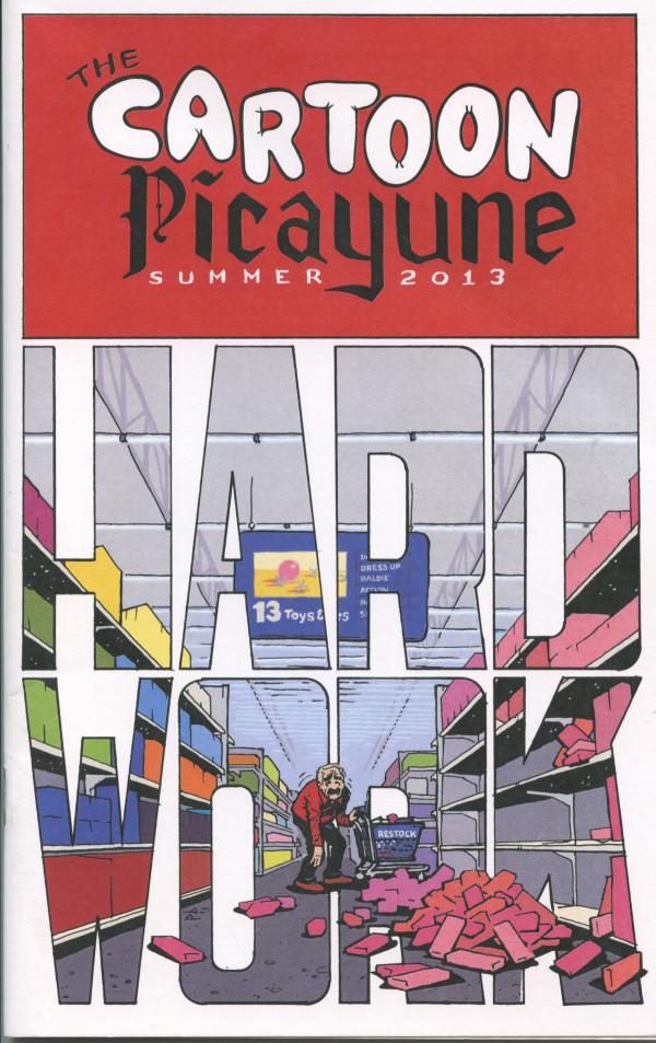Cartoon Picayune No 5