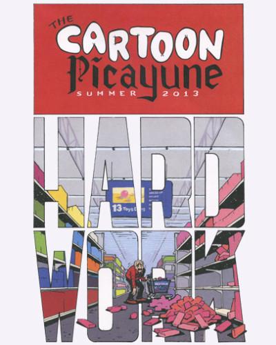 Cartoon Picayune Sum 13