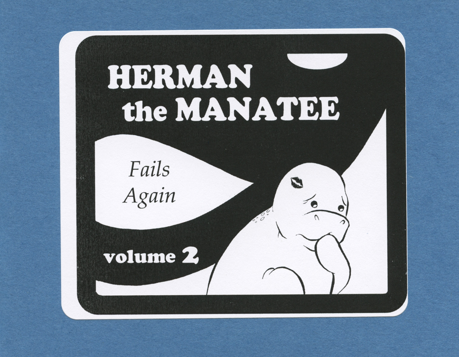 Herman the Manatee vol 2