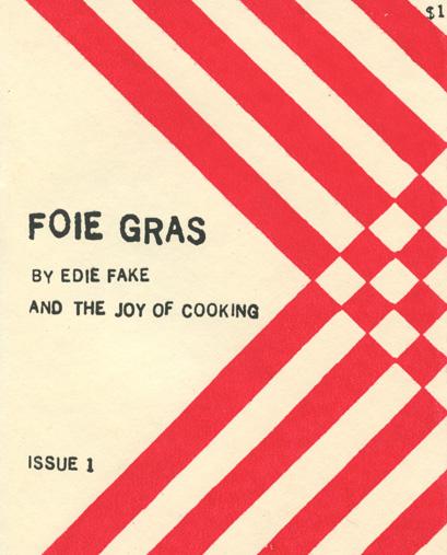 Foie Gras No. 1 by Edie Fake
