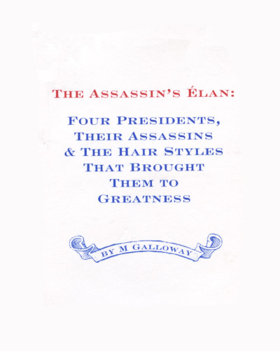 The Assassin's Élan by Marnie Galloway