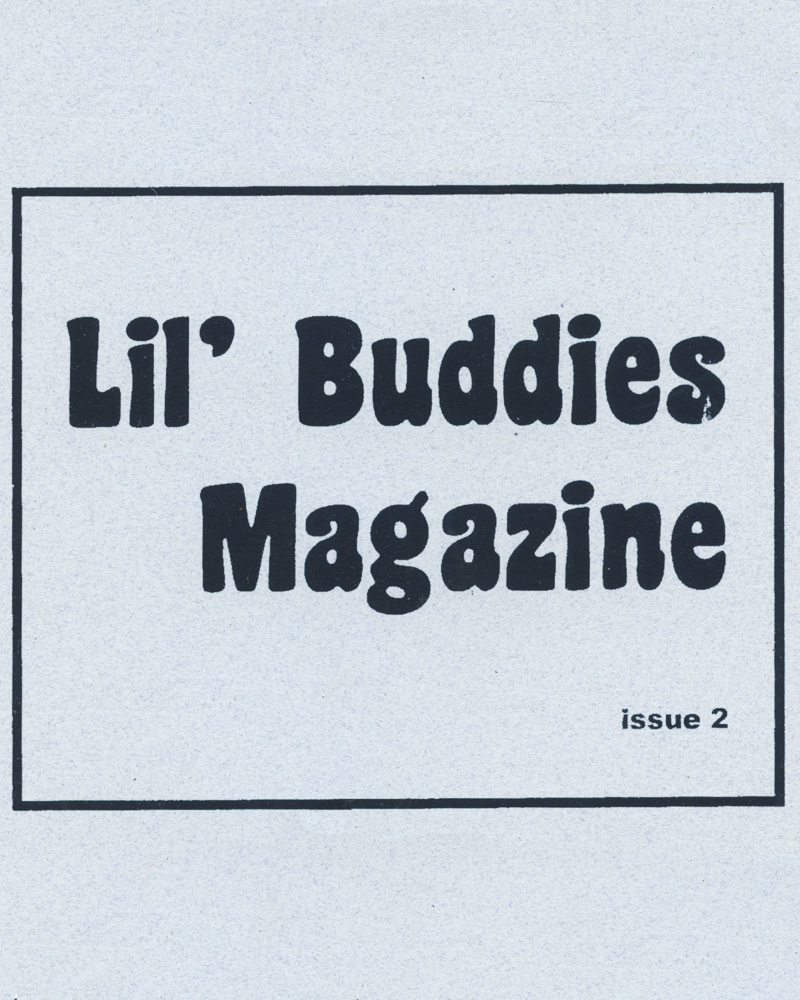Lil' Buddies No. 2 by Edie Fake