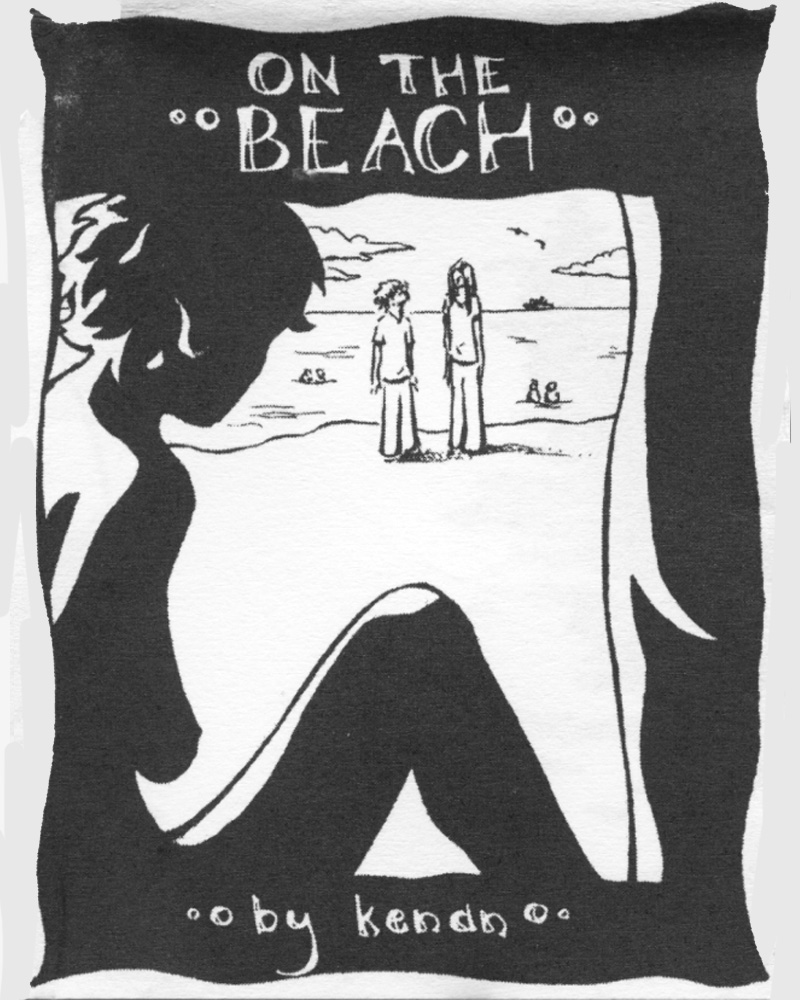 On The Beach by Kenan Rubenstein