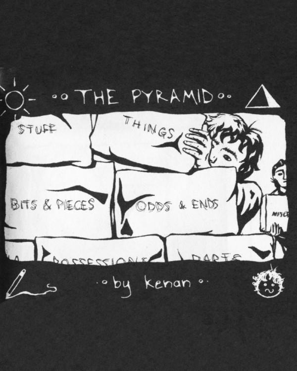 The Pyramid by Kenan Rubenstein