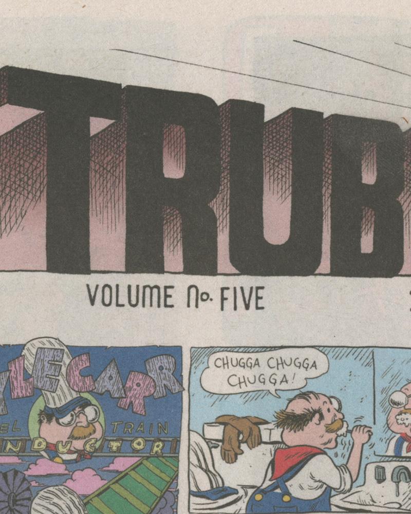 Trubble Club No. 5
