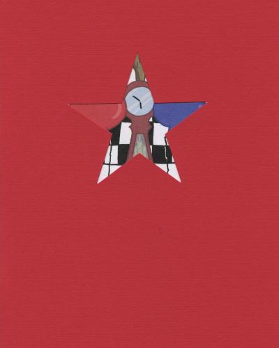 Blackstar No. 6 by Jeff Zwirek