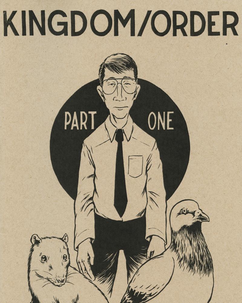Kingdom/Order Part 1 by Reid Psaltis