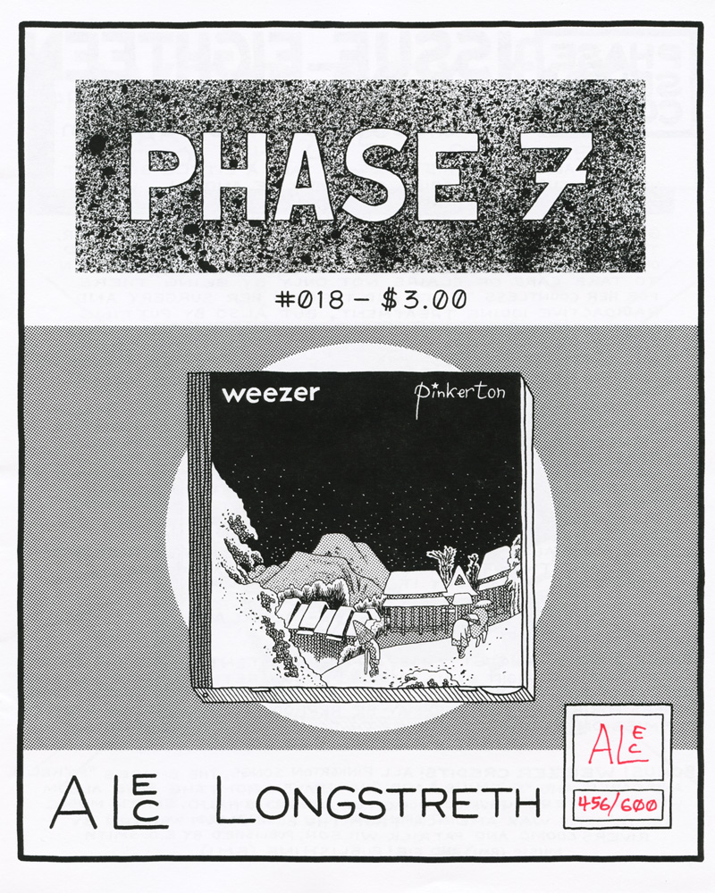 Phase 7 No. 018 by Alec Longstreth