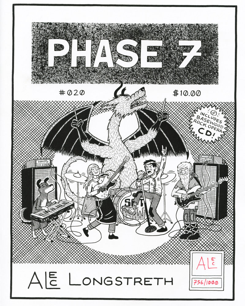 Phase 7 No. 020 by Alec Longstreth