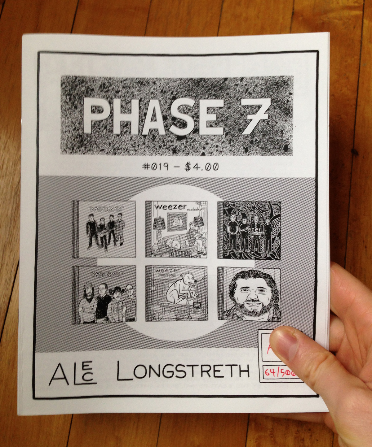 Phase 7 No. 019 by Alec Longstreth