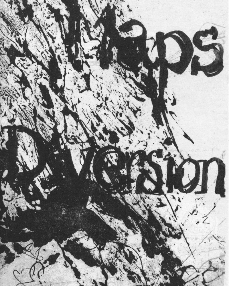 Maps & Diversion No. 2 by Kate Brideau PhD