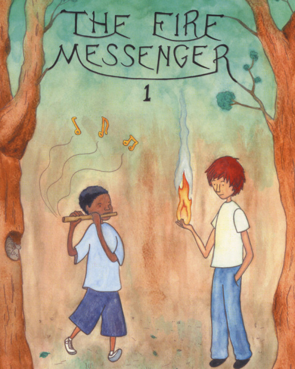 Fire Messenger No. 1 by Penina Gal