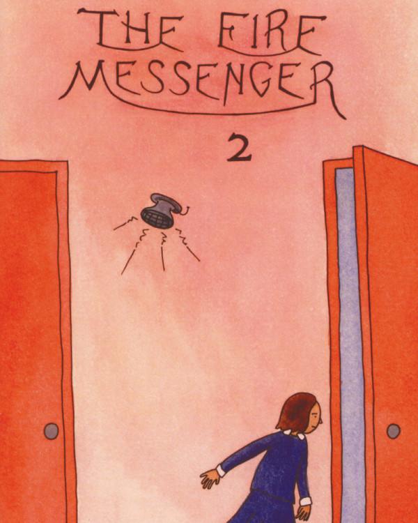 Fire Messenger No. 2 by Penina Gal