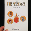 Fire Messenger No. 3 by Penina Gal