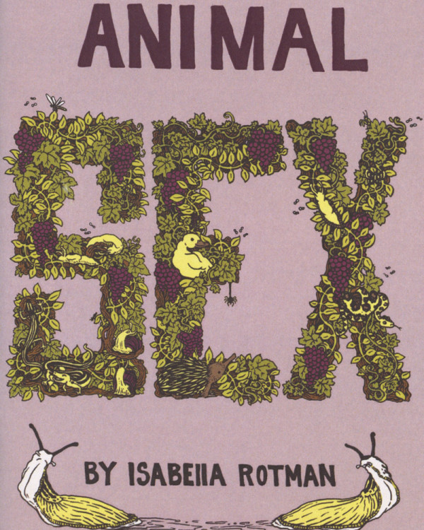 Animal Sex by Isabella Rotman
