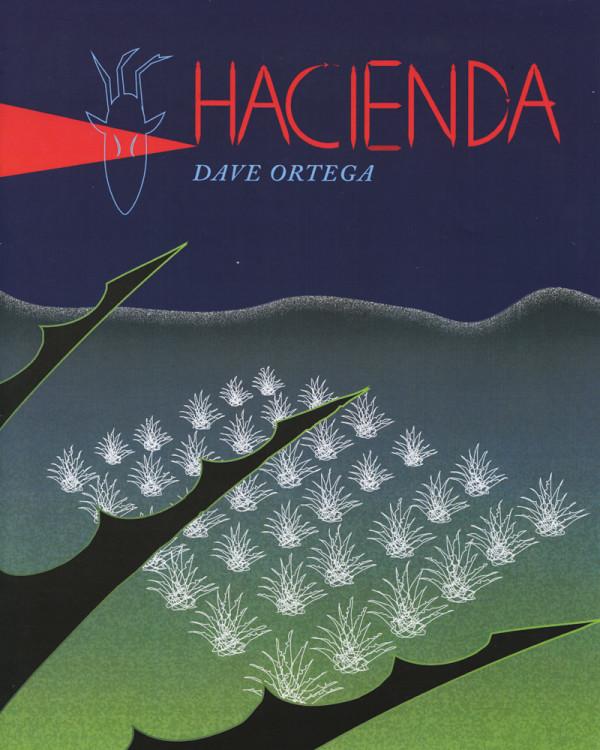 Hacienda by Dave Ortega