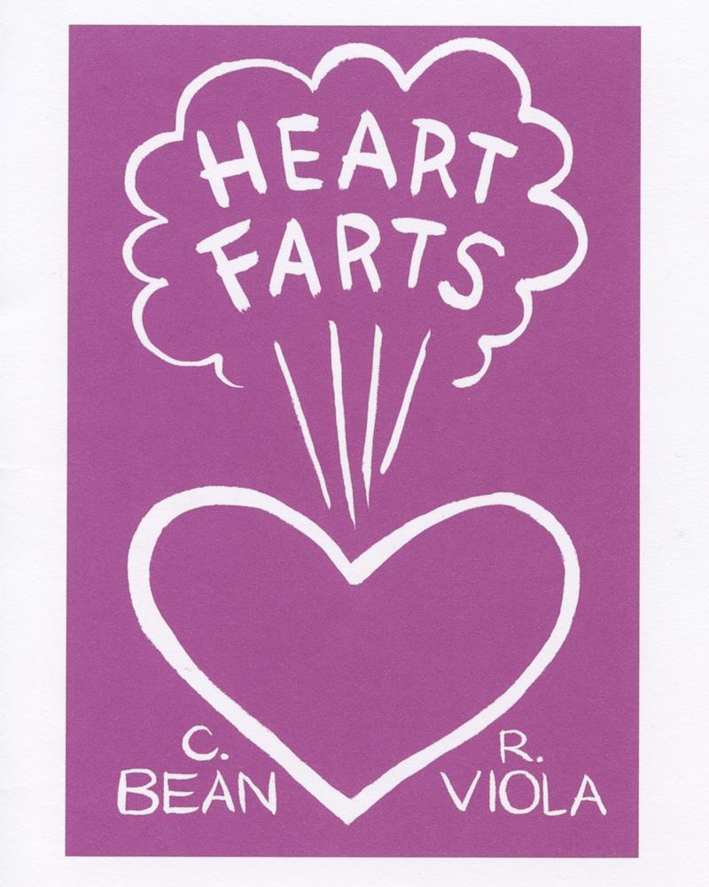 Heart Farts by Cara Bean, Rebecca Viola, and Jason Viola