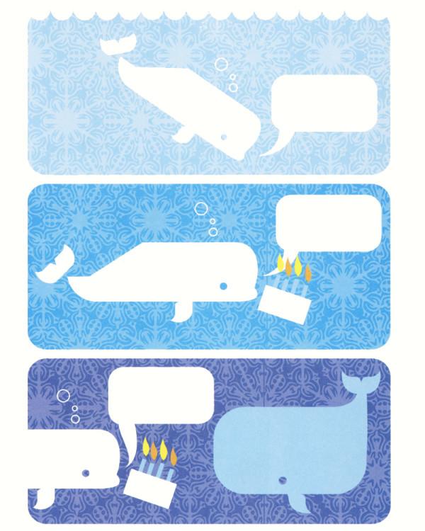 Loaded Blanks Card by Eleanor Grosch