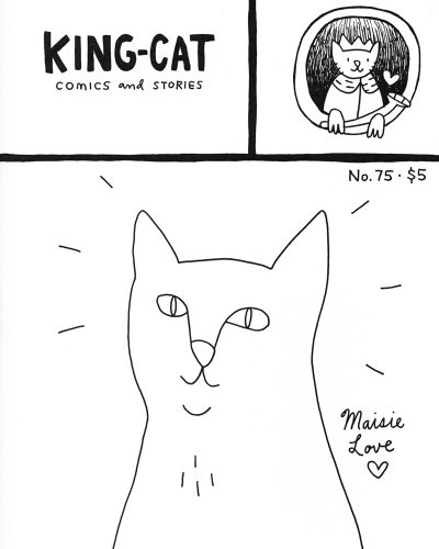King-Cat No. 75 by John Porcellino