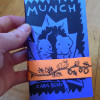 Munch Accordion Comics by Cara Bean