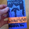 Munch Accordion Minicomic