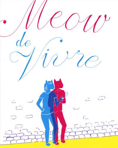 Meow De Vivre by Penina Gal