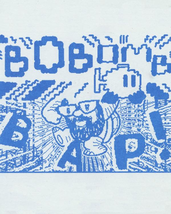 Bobomb Bap! by Nate Beaty