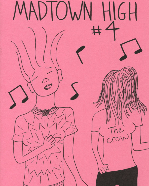 Madtown High No. 4 by Whit Taylor