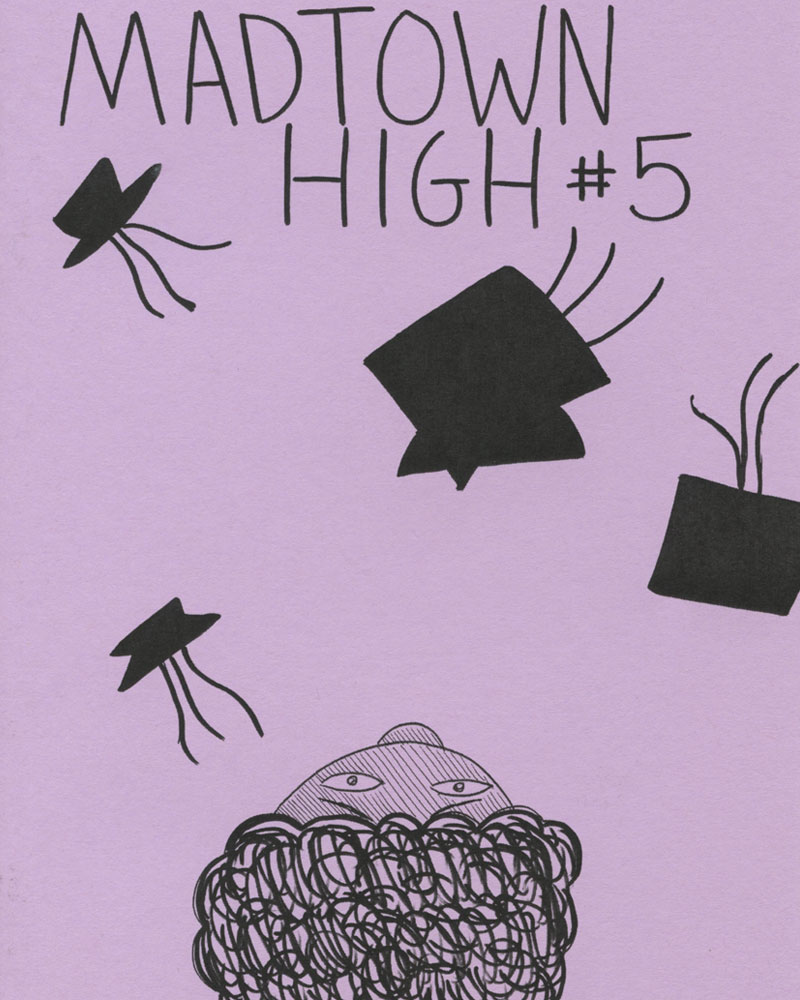 Madtown High No. 5 by Whit Taylor