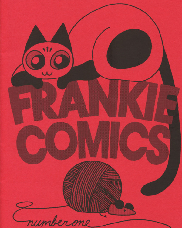 Frankie Comics No. 1 by Rachel Dukes