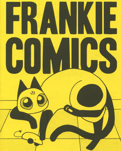 Frankie Comics No. 2 by Rachel Dukes