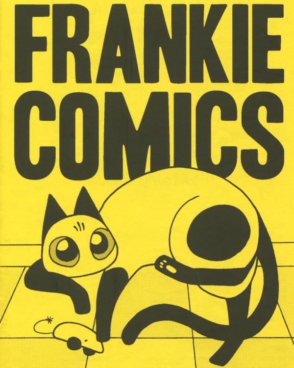 Frankie Comics No. 2 by Rachel Dukes