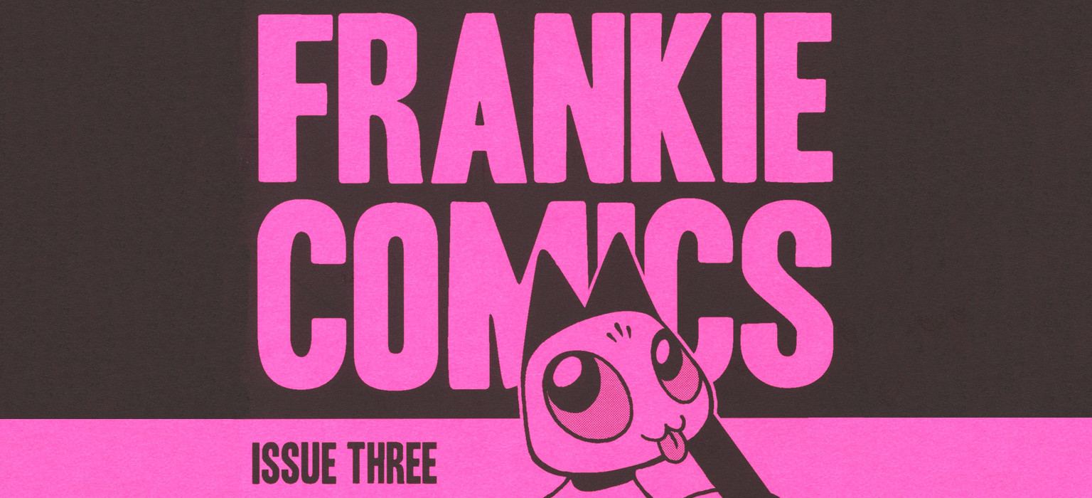 Frankie Comics No. 3 feature