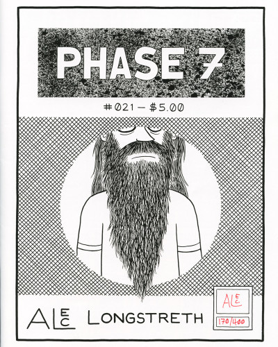 Phase 7 No. 021 by Alec Longstreth