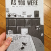 As You Were No. 3 edited by Mitch Clem