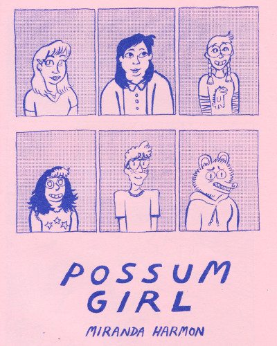 Possum Girl by Miranda Harmon