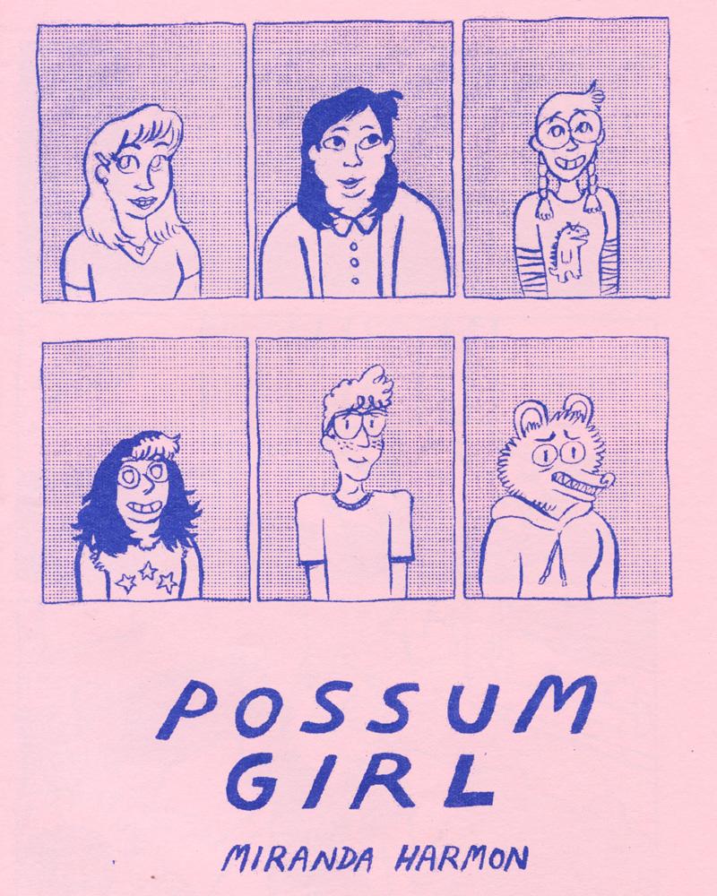 Possum Girl by Miranda Harmon