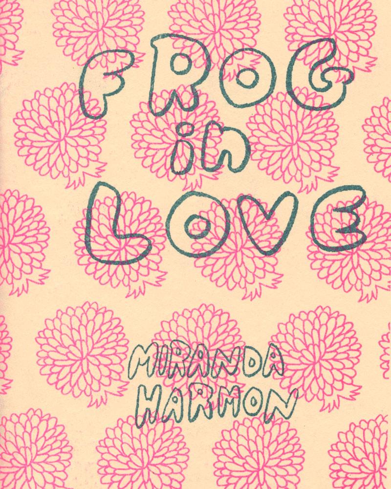 Frog in Love by Miranda Harmon
